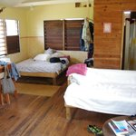 our delightful spacious cabin
