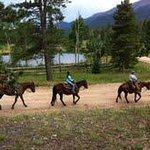 Foto de Wind River Christian Family Dude Ranch