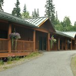 ภาพถ่ายของ Mt. McKinley Princess Wilderness Lodge