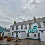The Seaview Tavern.  A welcome from the storm