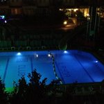 Pool at night 2