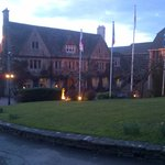 Foto van Hatton Court Hotel