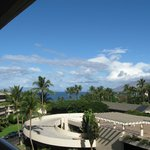 "Unit 415, view from ""lanai"""