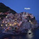 Manarola at night & Arpaiu - great location & great view!