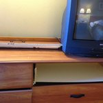 Broken Drawer on Dresser
