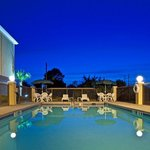 Outdoor Seasonal Swimming Pool at Holiday Inn Express Milton FL