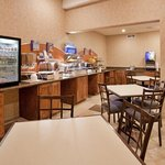 Foto de Holiday Inn Express Junction City KS