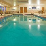 Swimming Pool in Sioux Falls Hotel