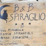 Follow me to B&B Spiraglio