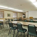 On-site conference room ready to host your meetings, receptions, and parties.