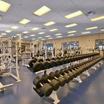 Fitness Center Not On Property