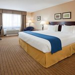 Foto van Holiday Inn Express Devils Lake