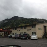 Foto de Leisure Inn Canyonville Motel