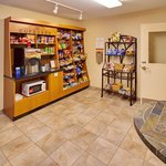 Hotel Feature/Candlewood Cupboard