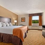 Baymont Inn and Suites Lubbock, TX resmi