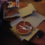 Chicago Pizza delivers here!  must do.