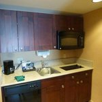 Kitchen of 2 bdr suite