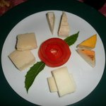 cheese platter-antipasto