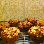 we love to surprise our guests with homemade muffins now and then :)