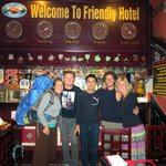 Friendly Hotel resmi