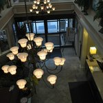 Foto di Holiday Inn Express Sharon/Hermitage