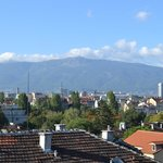 Vitosha (view from the window)