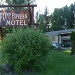 Pony Express Motel Foto