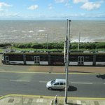 Bispham Promenade from Room 301