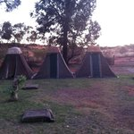 Ayers Rock Campground accampamento