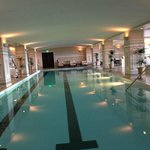 Amazing indoor pool and jacuzzi