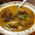best Thai curry in town!  the lamb version