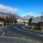 Downtown Queenstown Views