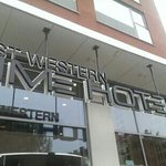 Photo de BEST WESTERN PLUS Time Hotel