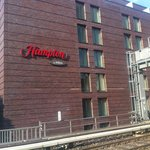 Φωτογραφία: Hampton by Hilton Berlin City West