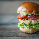 Outlaw's Fish Burger