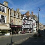Foto The Fleece at Cirencester