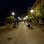 Walking at Monterosso