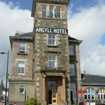 Photo de BEST WESTERN Argyll Hotel Dunoon