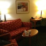 Fairfield Inn & Suites Hinesvilleの写真