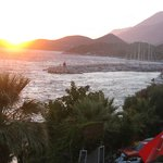 Sunset in Kas