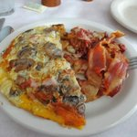They know how to make an omelette here