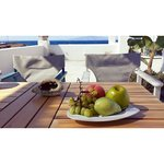 Fruits on the terrace!