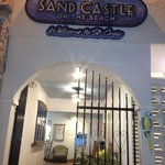 Foto de Sand Castle on the Beach Hotel