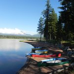 Foto de The Lodges on Seeley Lake