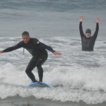 San Diego Surfing Academy Lessons Foto