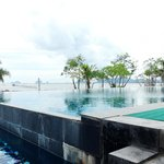 Infinity Pool Facing Andaman Sea