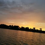 Picturesque View of Sukhna Lake