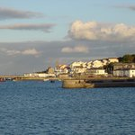 Swanage Bay, early evening