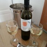 Delicious Semeli white wine