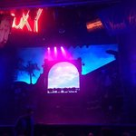 Rock of Ages stage at the Garrick Theatre